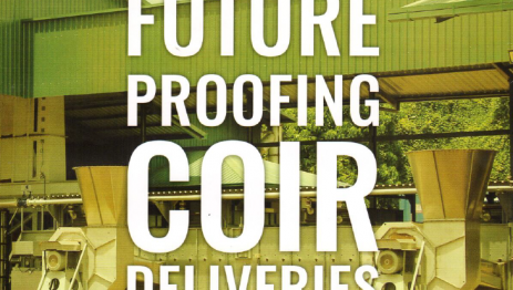 Future proofing coir deliveries