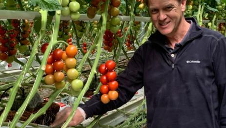 Paul Howlett using Botanicoir Breeze XD product