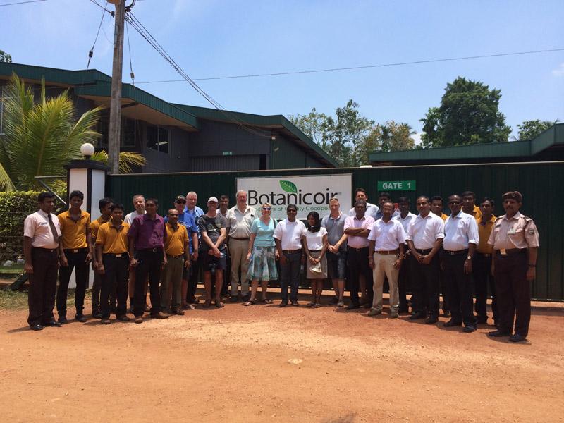 Loyal growers visit to Sri Lanka