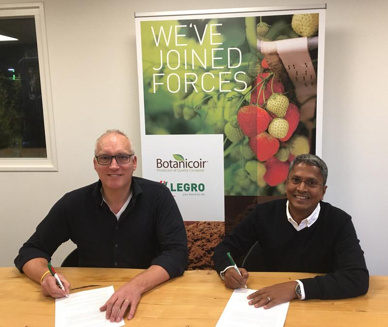 Botanicoir partners with Legro